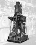 Image of the 1st Doxford Engine.
